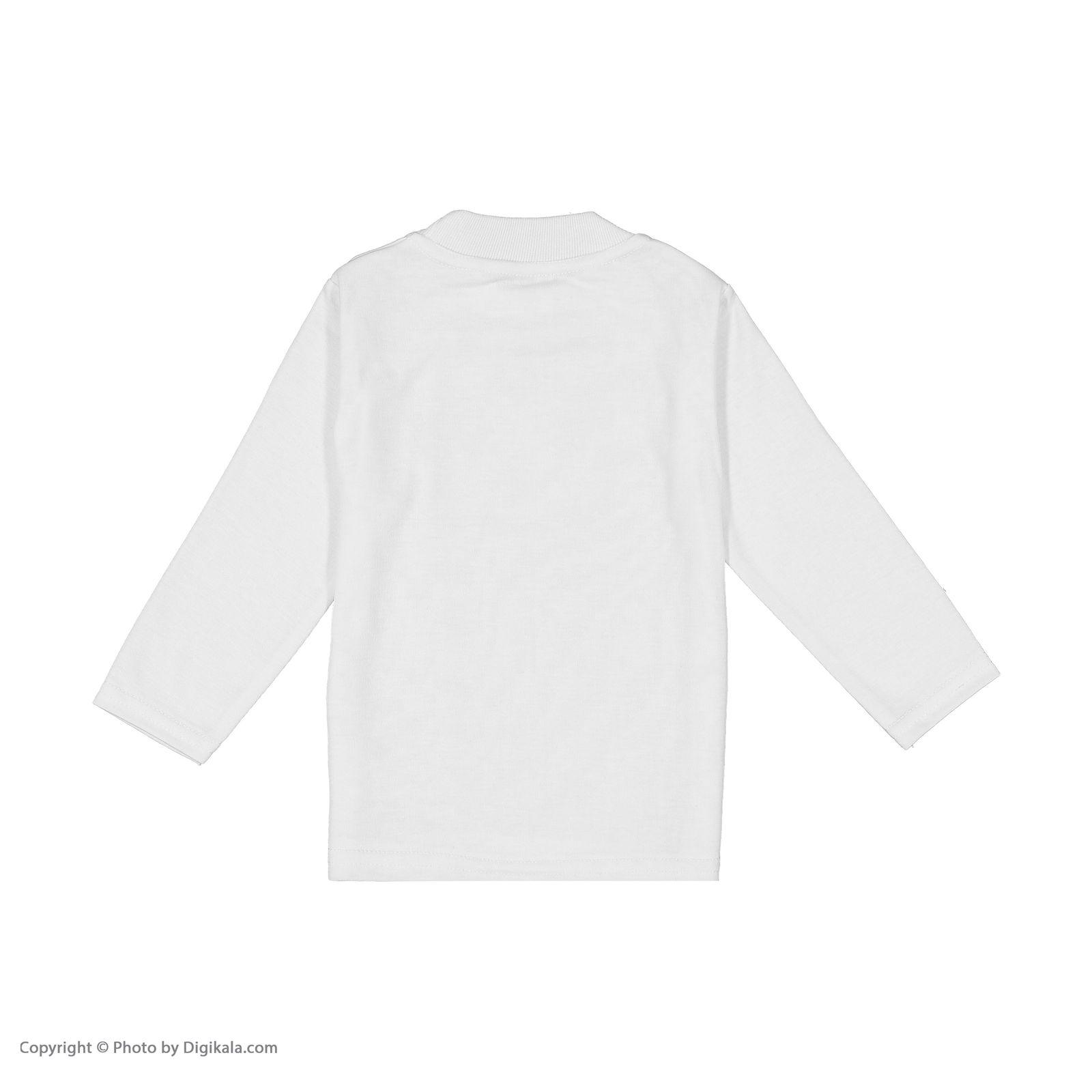 تی شرت دخترانه سیدونا مدل KSI2024-002 -  - 3