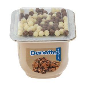 دسر دنت با طعم بیسکوییت به همراه دراژه شکلاتی - 100 گرم