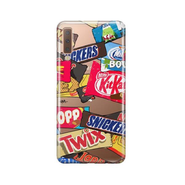 کاور وینا مدل Chocolate Love مناسب برای گوشی موبایل سامسونگ Galaxy A7 2018
