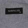 پیراهن آستین بلند مردانه ناوالس مدل NOx8020-GY thumb 4