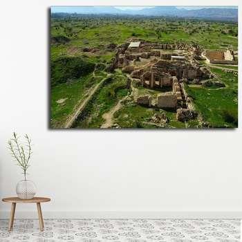 تابلو شاسی مدل آثار باستانی کد 30