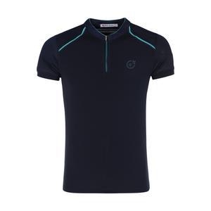 تی شرت ورزشی زنانه هالیدی مدل 808604-NAVY BLUE