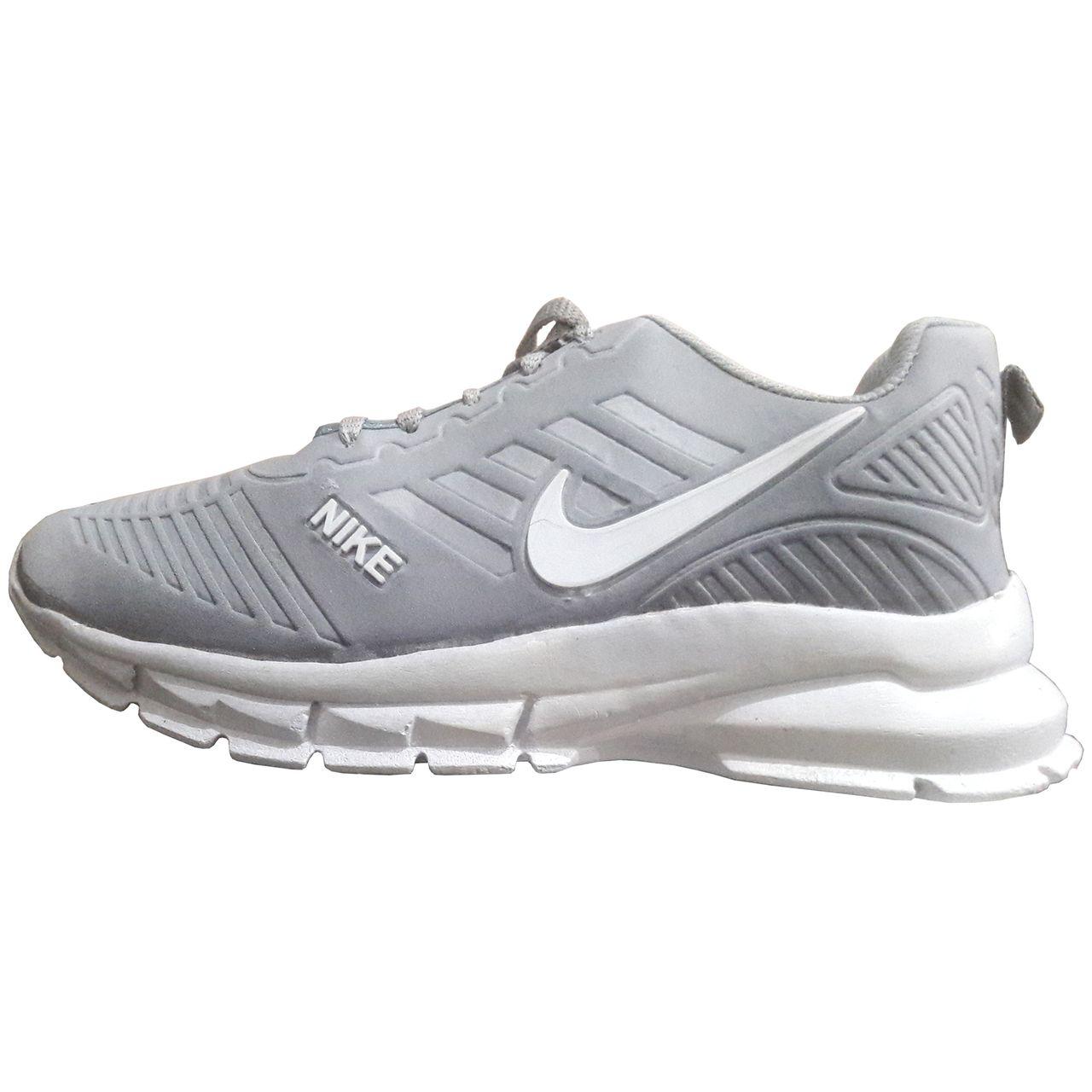 کفش پیاده روی مردانه نایکی مدل graystyle