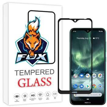 محافظ صفحه نمایش فوکس مدل PT001 مناسب برای گوشی موبایل نوکیا 7.2