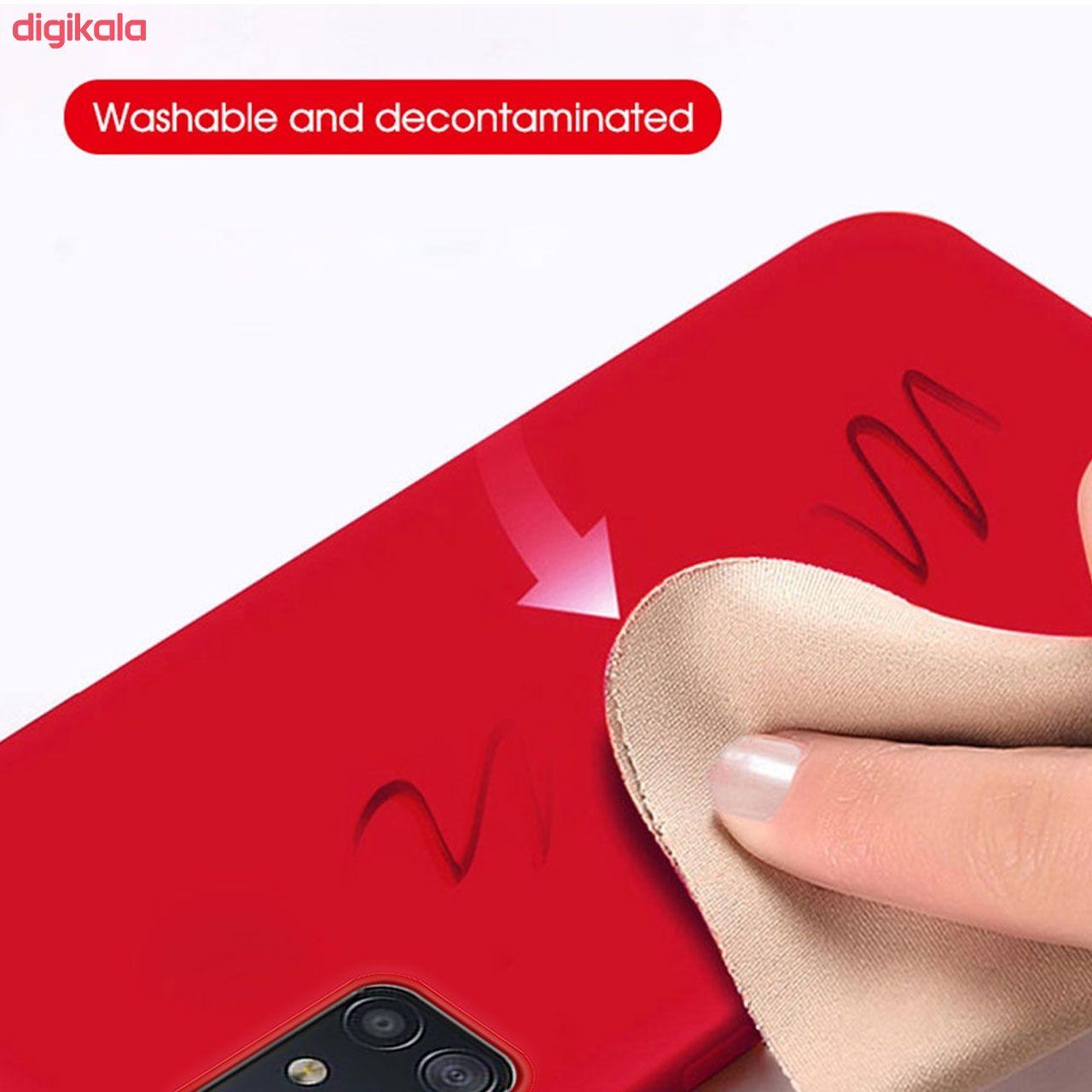 کاور مدل SLCN مناسب برای گوشی موبایل سامسونگ Galaxy A71 main 1 8