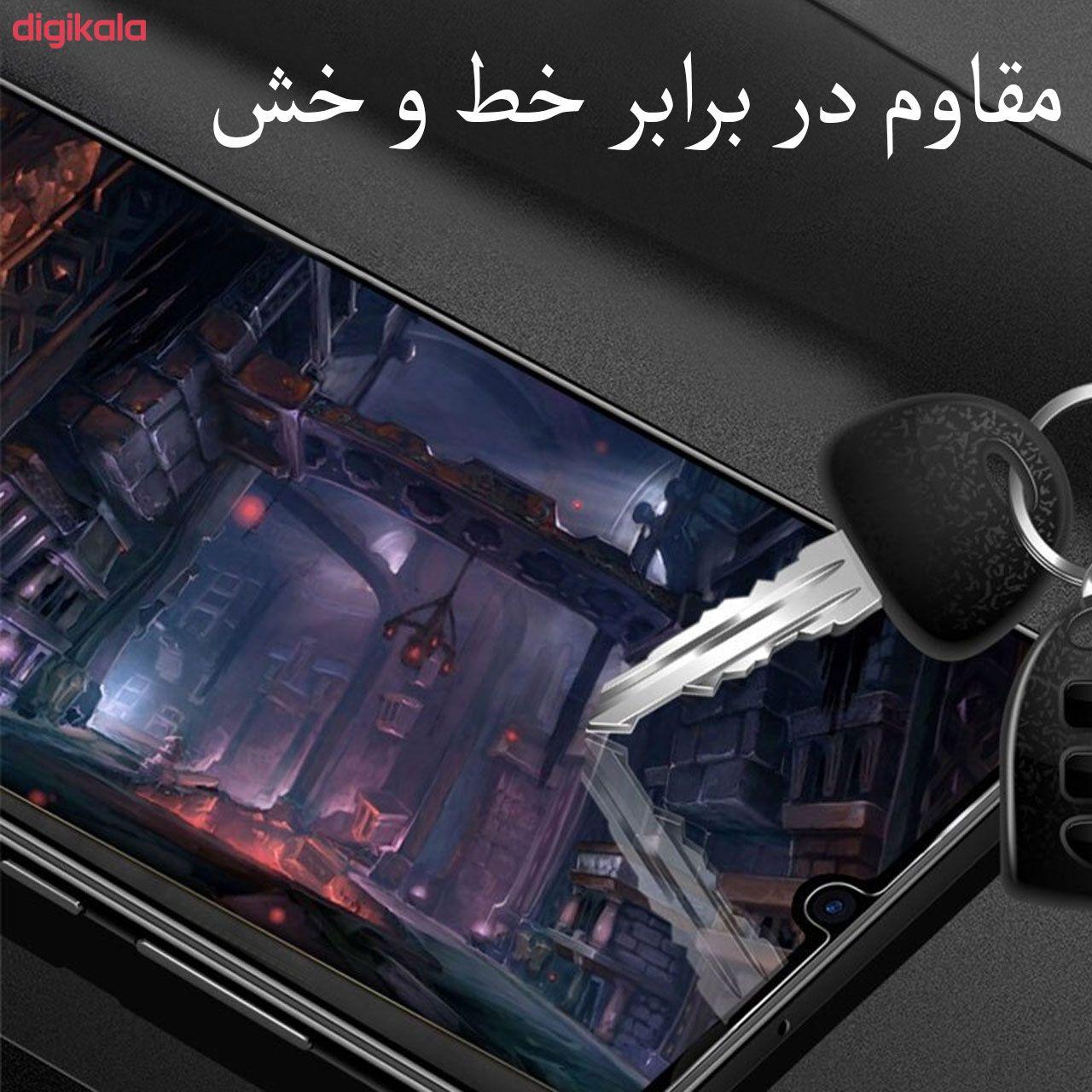 محافظ صفحه نمایش مدل FCG مناسب برای گوشی موبایل سامسونگ Galaxy M20 بسته سه عددی main 1 9