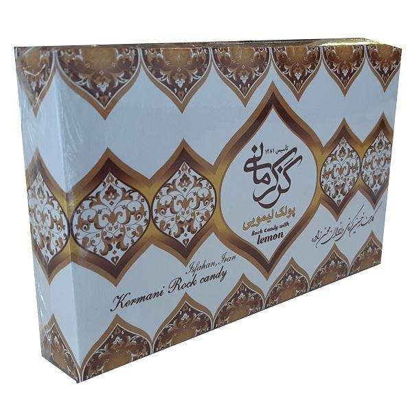 پولکی لیمویی گز کرمانی - 450 گرم