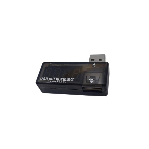 تستر درگاه USB سانشاین مدل SS-302