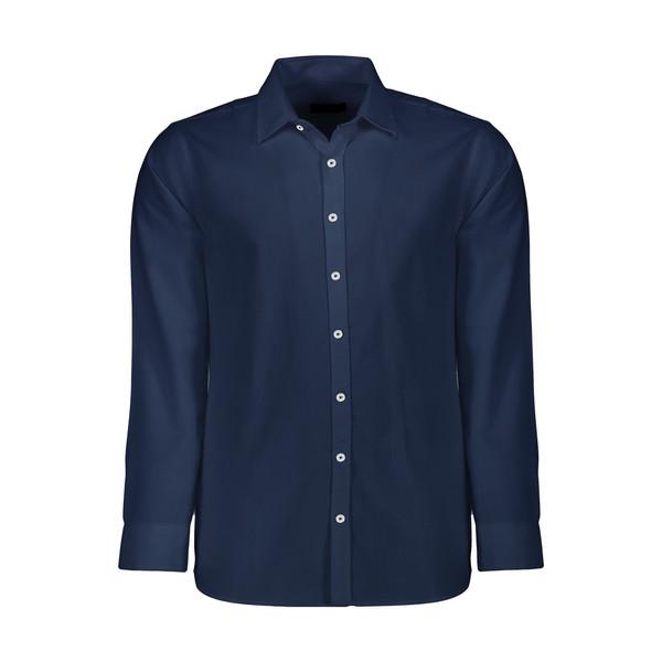 پیراهن مردانه کالینز مدل 142112102-D.MidnightBlue