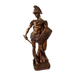 مجسمه طرح سرباز رومی شمشیرزن کد GH