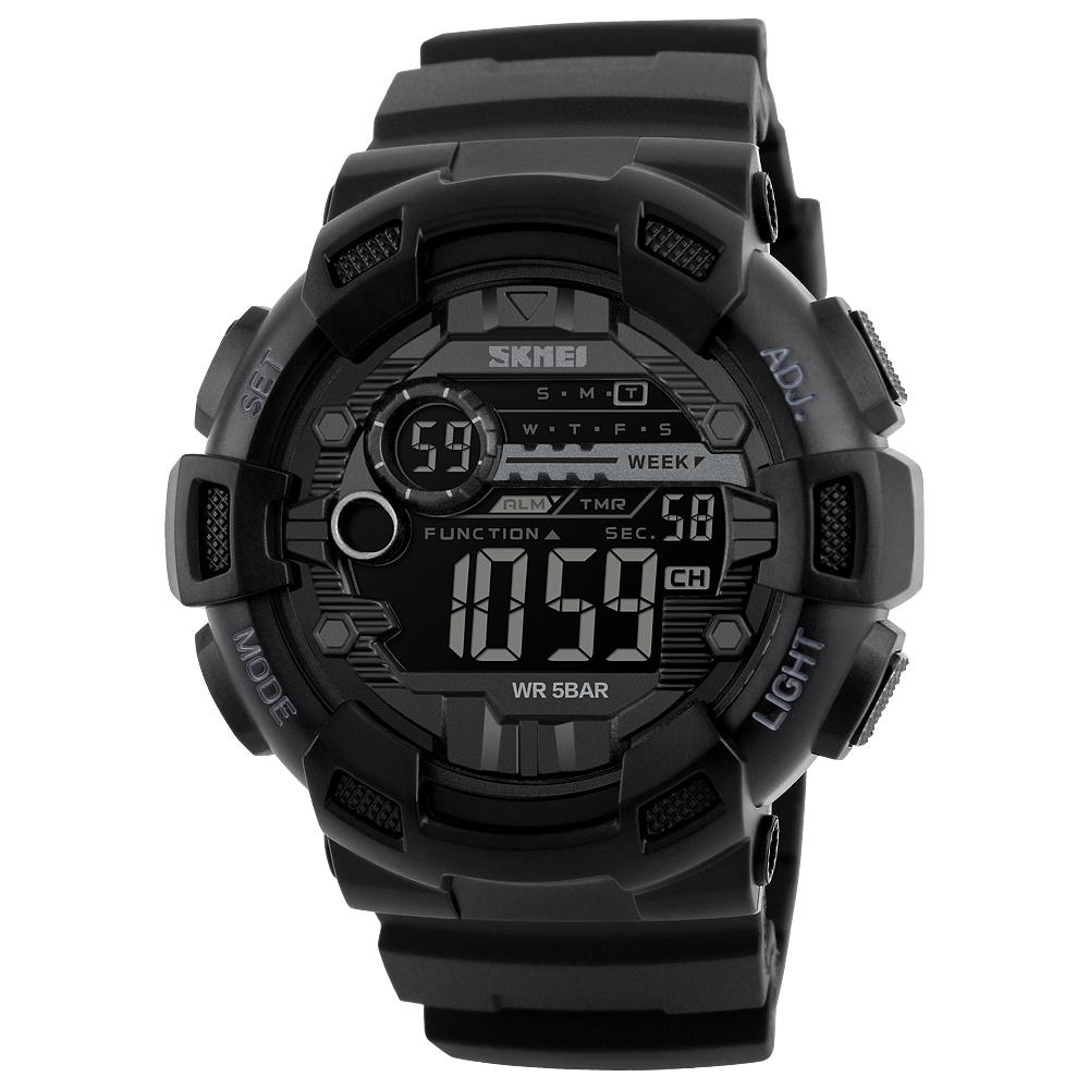 ساعت مچی دیجیتال مردانه اسکمی مدل 1243M-N2