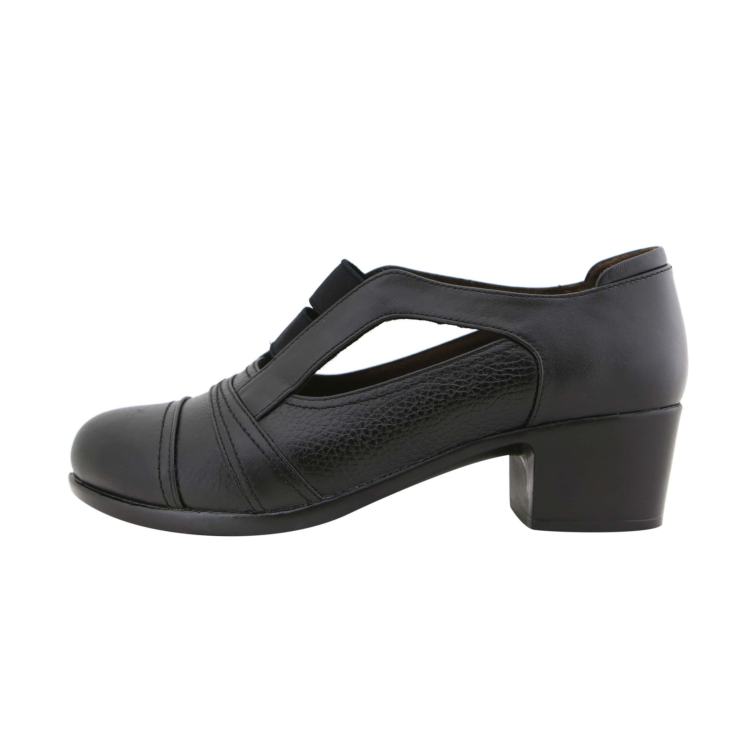 خرید                      کفش زنانه روشن کد 01-5045