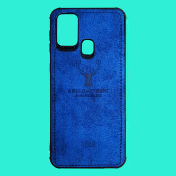 کاور مدل CO509 طرح گوزن مناسب برای گوشی موبایل سامسونگ Galaxy M31