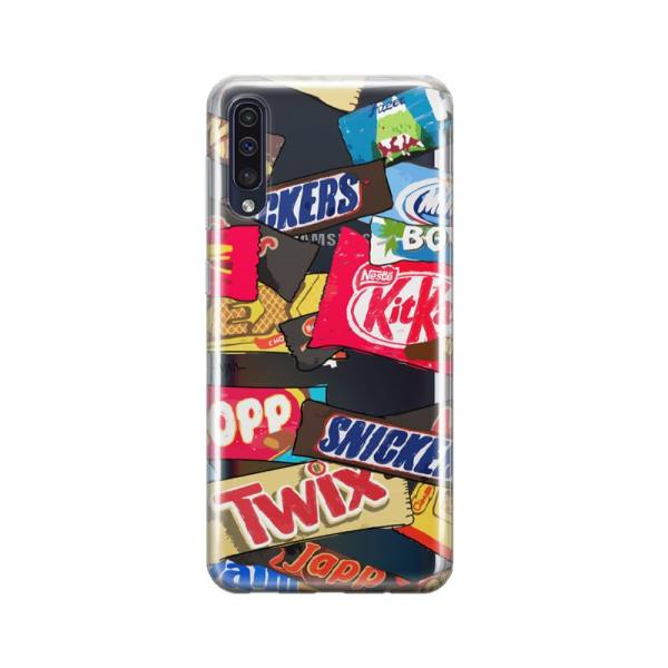 کاور وینا مدل Chocolate Love مناسب برای گوشی موبایل سامسونگ Galaxy A50