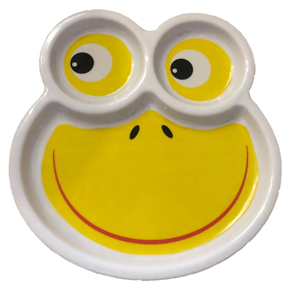ظرف غذای کودک طرح Happy frog کد 01