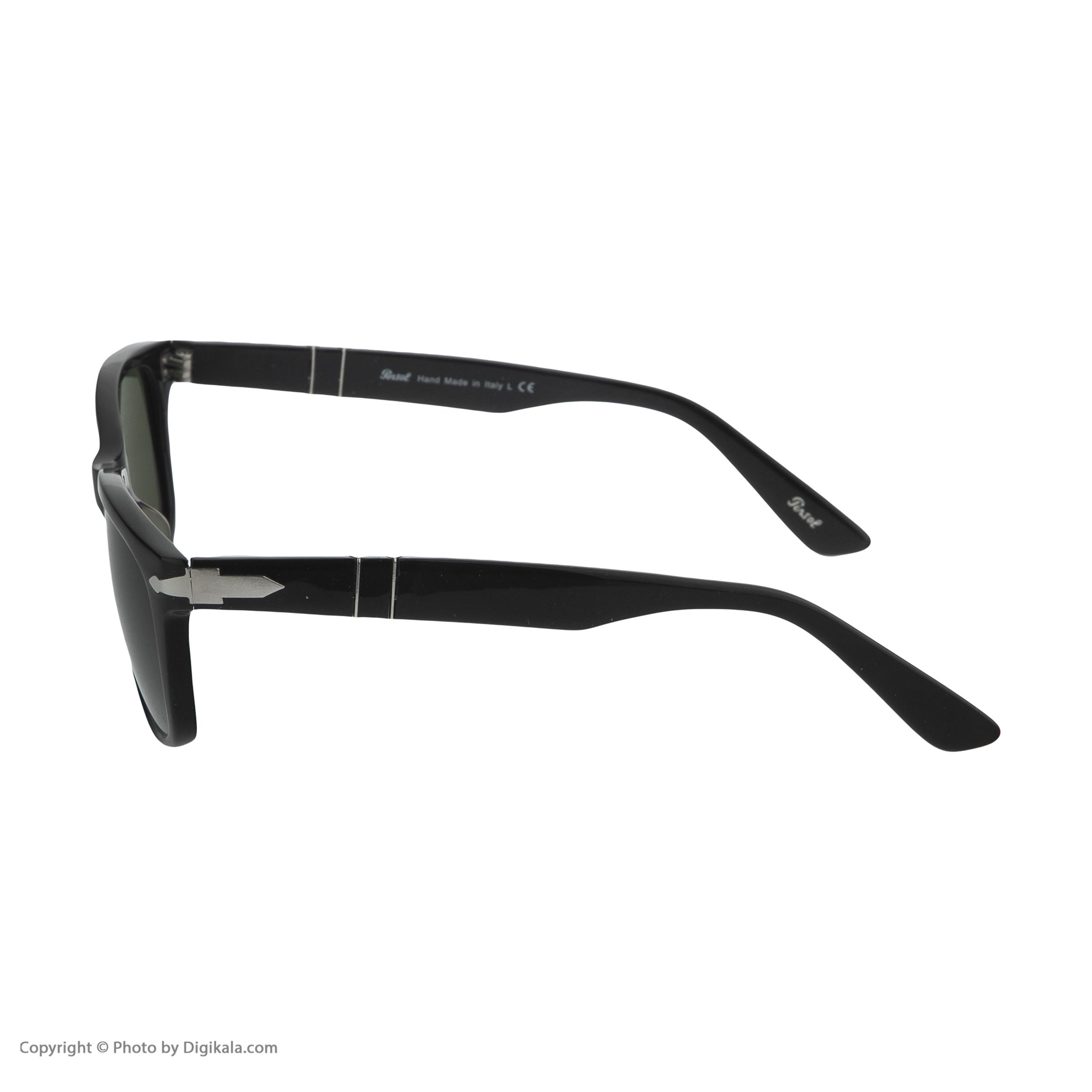 عینک آفتابی پرسول مدل 2953 -  - 3