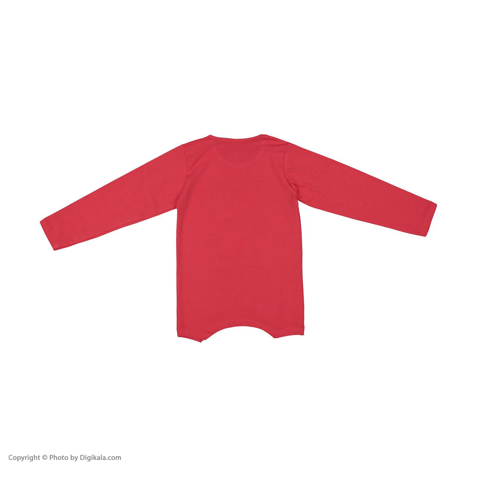 تی شرت دخترانه سون پون مدل 1391352-88 -  - 4