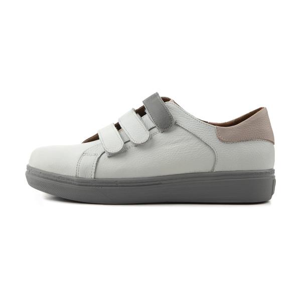 کفش روزمره زنانه مارال چرم مدل لوسیل 182
