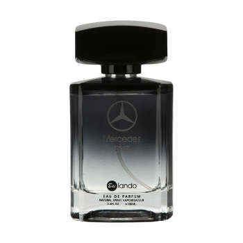 ادو پرفیوم مردانه بایلندو مدل Mercedes bnz حجم 100 میلی لیتر