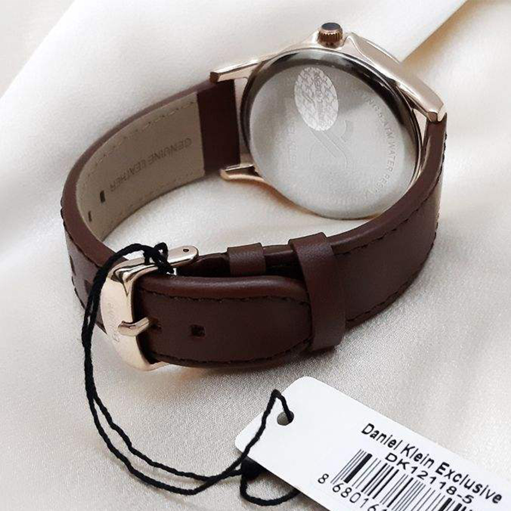 ساعت مچی عقربهای مردانه دنیل کلین مدل DK12118-5