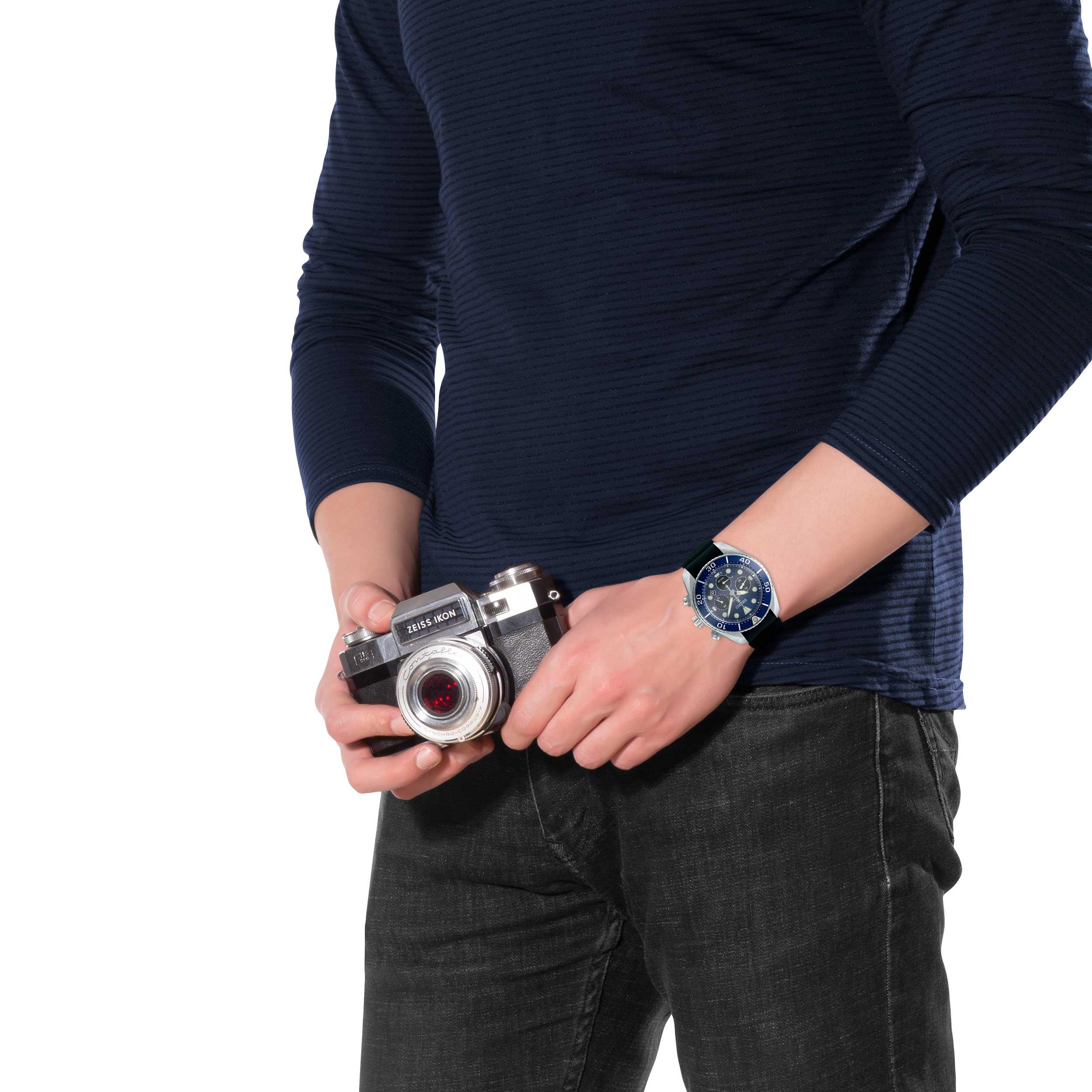 ساعت مچی عقربهای مردانه سیکو مدل SSC759J1
