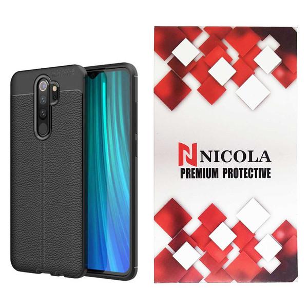 کاور نیکلا مدل N_ATO مناسب برای گوشی موبایل شیائومی Redmi Note 8 Pro