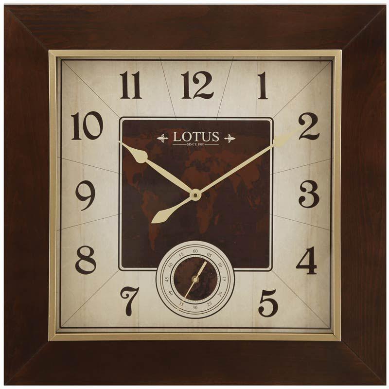 ساعت دیواری لوتوس مدل 9915