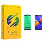 محافظ صفحه نمایش سرامیکی فلش مدل +HD مناسب برای گوشی موبایلسامسونگ Galaxy A01 core