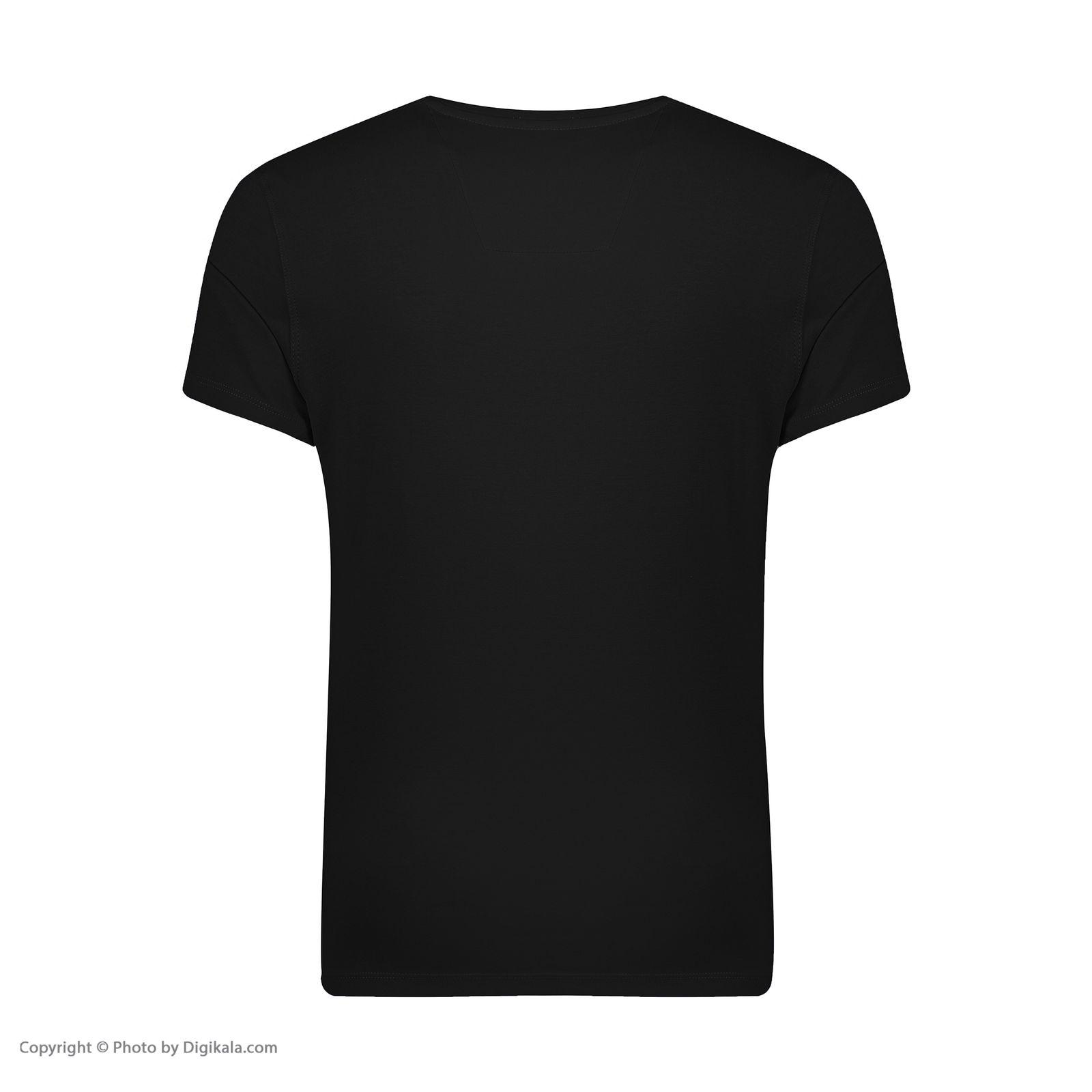 تیشرت آستین کوتاه مردانه برندس مدل 2289C01 -  - 3