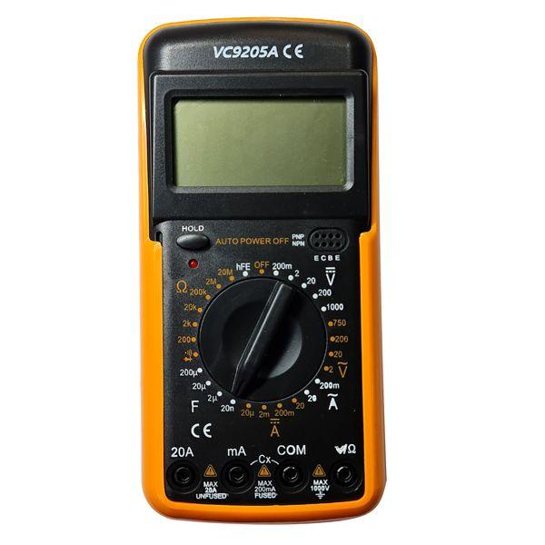 مولتی متر دیجیتال مدل VC9205A