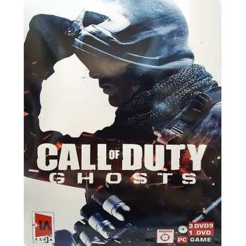 بازی CALL OF DUTY GHOSTS مخصوص PC