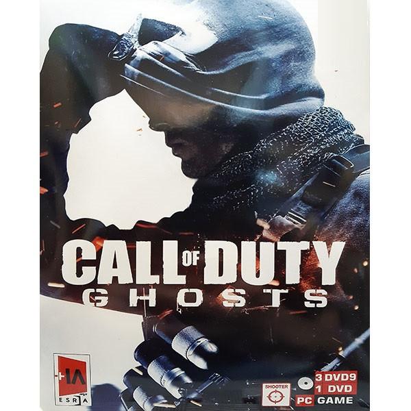 بازی CALL OF DUTY GHOSTS مخصوص PC