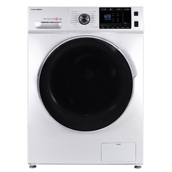 ماشین لباسشویی پاکشوما مدل TFU-74407  ظرفیت 7 کیلوگرم