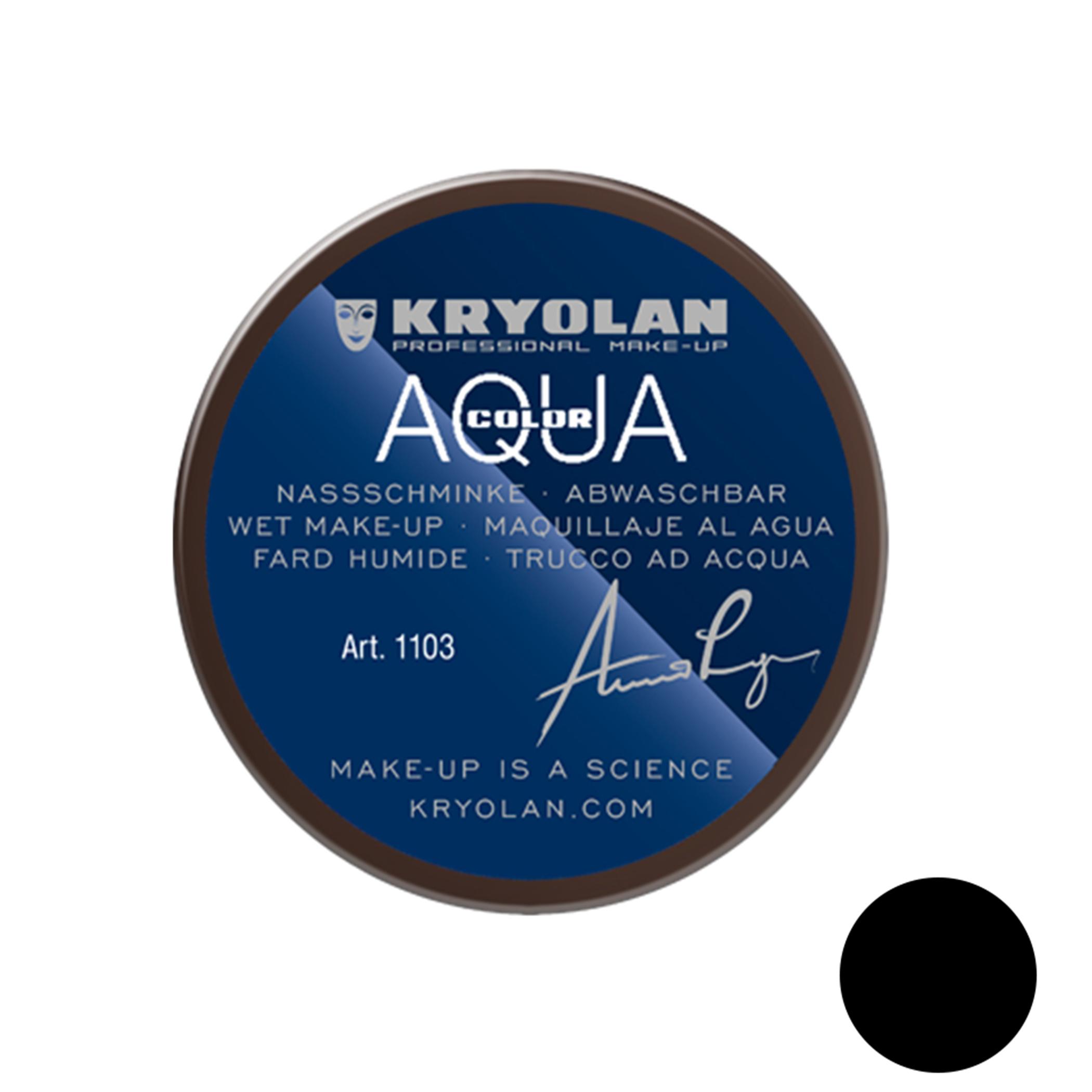 خط چشم کریولان مدل آکوا شماره 071