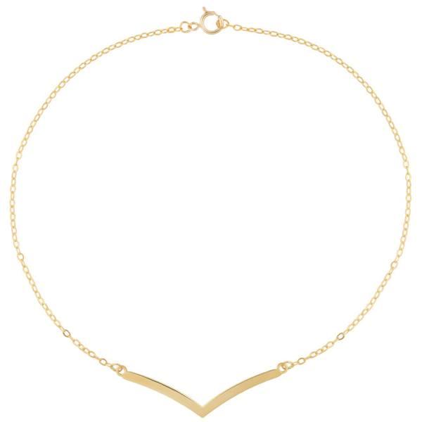 پابند طلا 18 عیار زنانه عدنان مدل CY4646