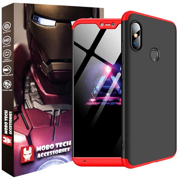کاور 360 درجه موبو تک مدل GK-XMMX3-2 مناسب برای گوشی موبایل شیائومی Mi Max 3