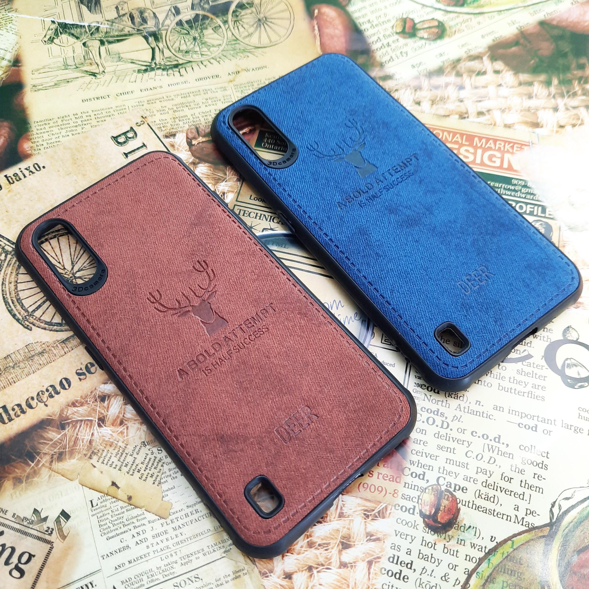 کاور مدل CO503 طرح گوزن مناسب برای گوشی موبایل سامسونگ Galaxy A01 main 1 2