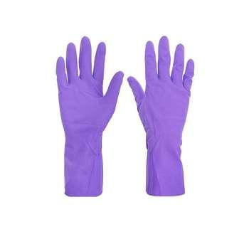 دستکش نظافت فلورا مدل FLM کد 190
