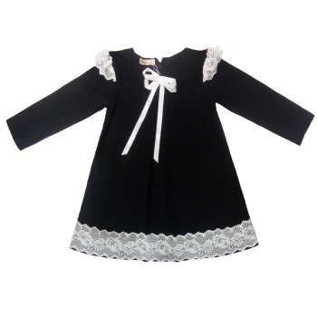 پیراهن دخترانه استارکیدز کد  001102