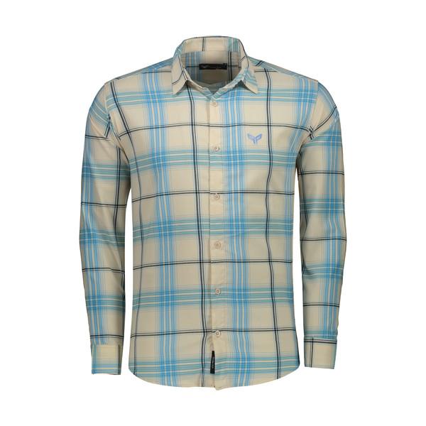 پیراهن مردانه پیکی پوش مدل M02395