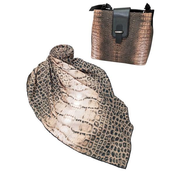 ست کیف و روسری زنانه مدل B5