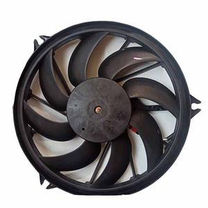 موتور و پروانه فن رادیاتور مادپارت مدل MT2 مناسب برای پژو 206