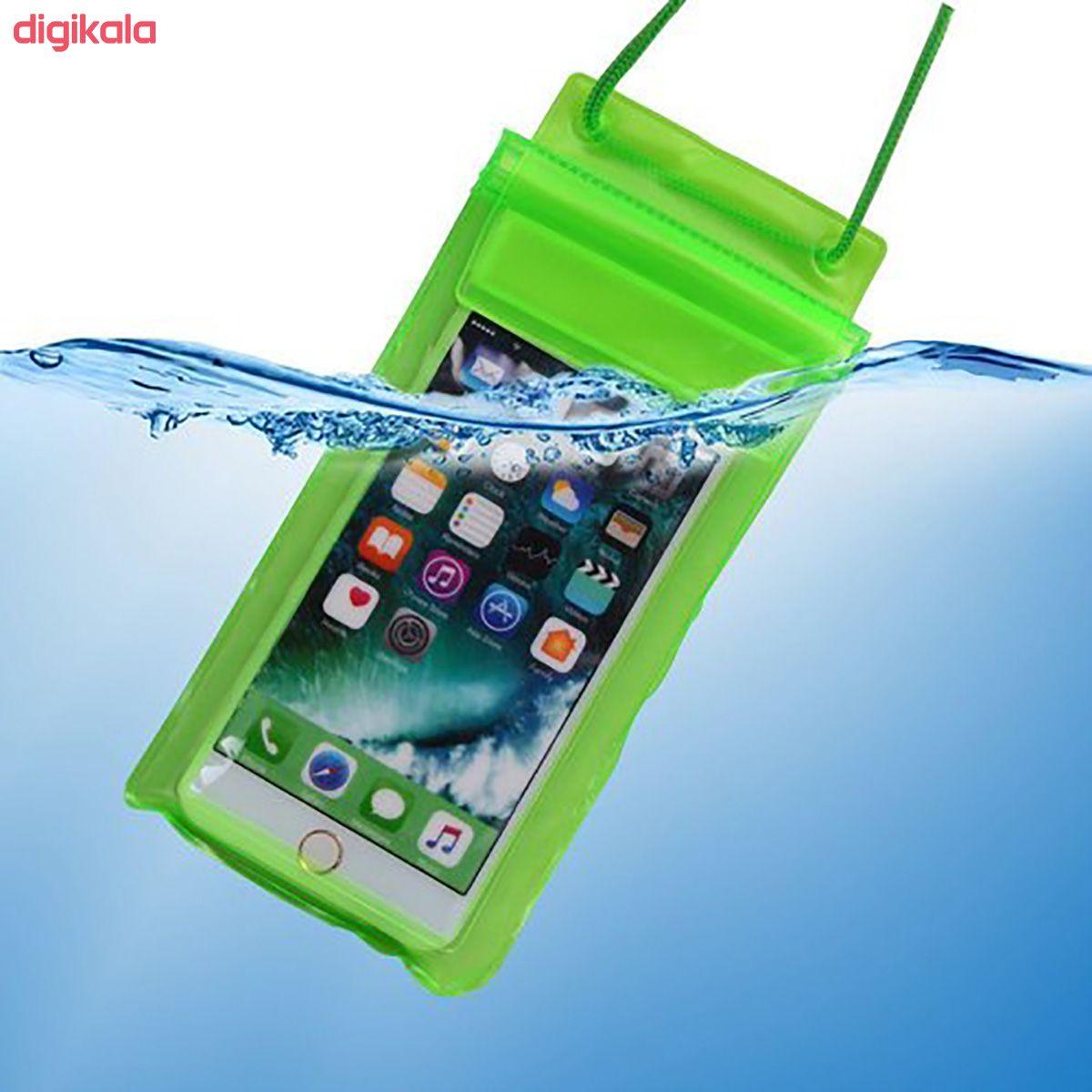 کیف ضد آب مدل F88 مناسب برای گوشی موبایل تا سایز 6.5 اینچ  main 1 1