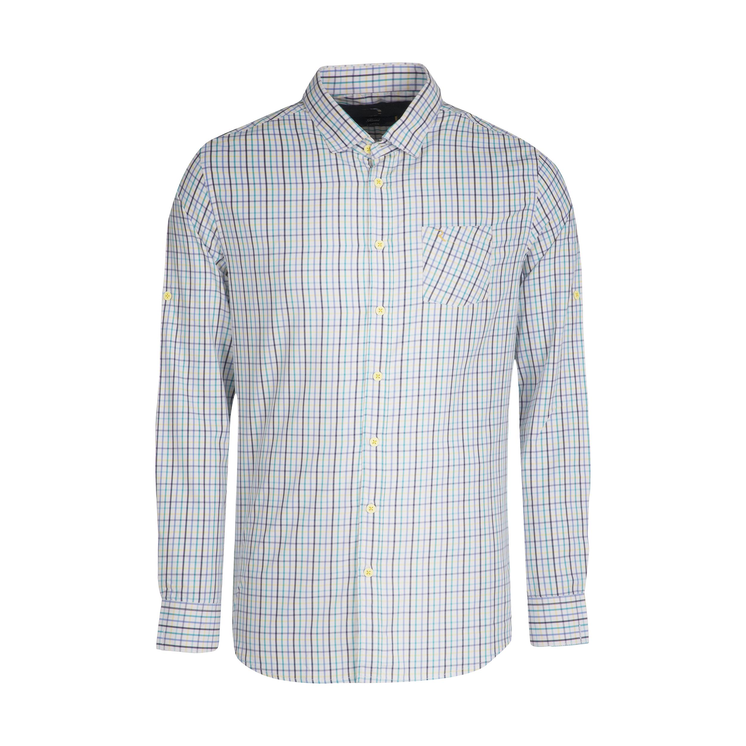پیراهن مردانه رونی مدل 19 -11330235