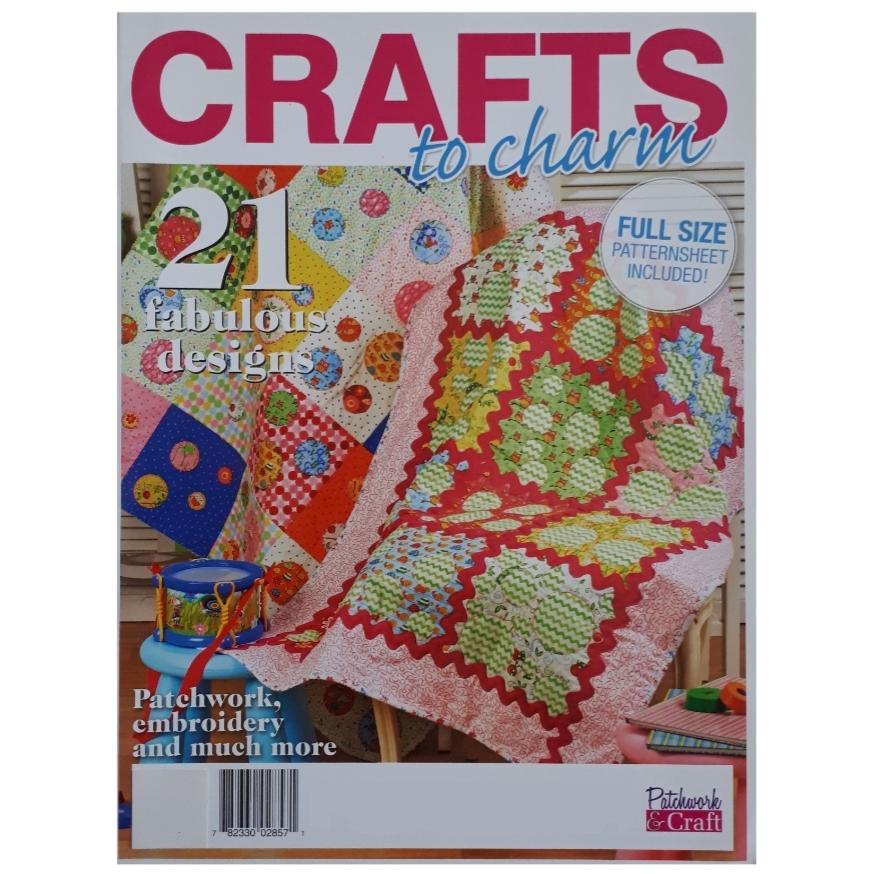 مجله Craft to Charm جولاي 2020