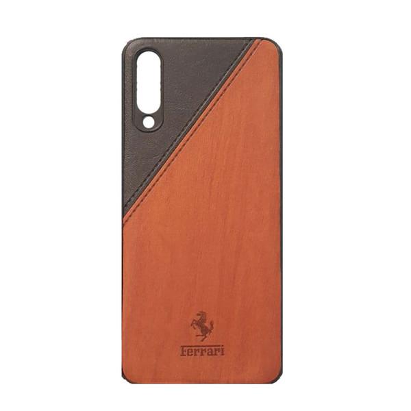 کاور طرح چرمی مدل A600 مناسب برای گوشی موبایل galaxy A70