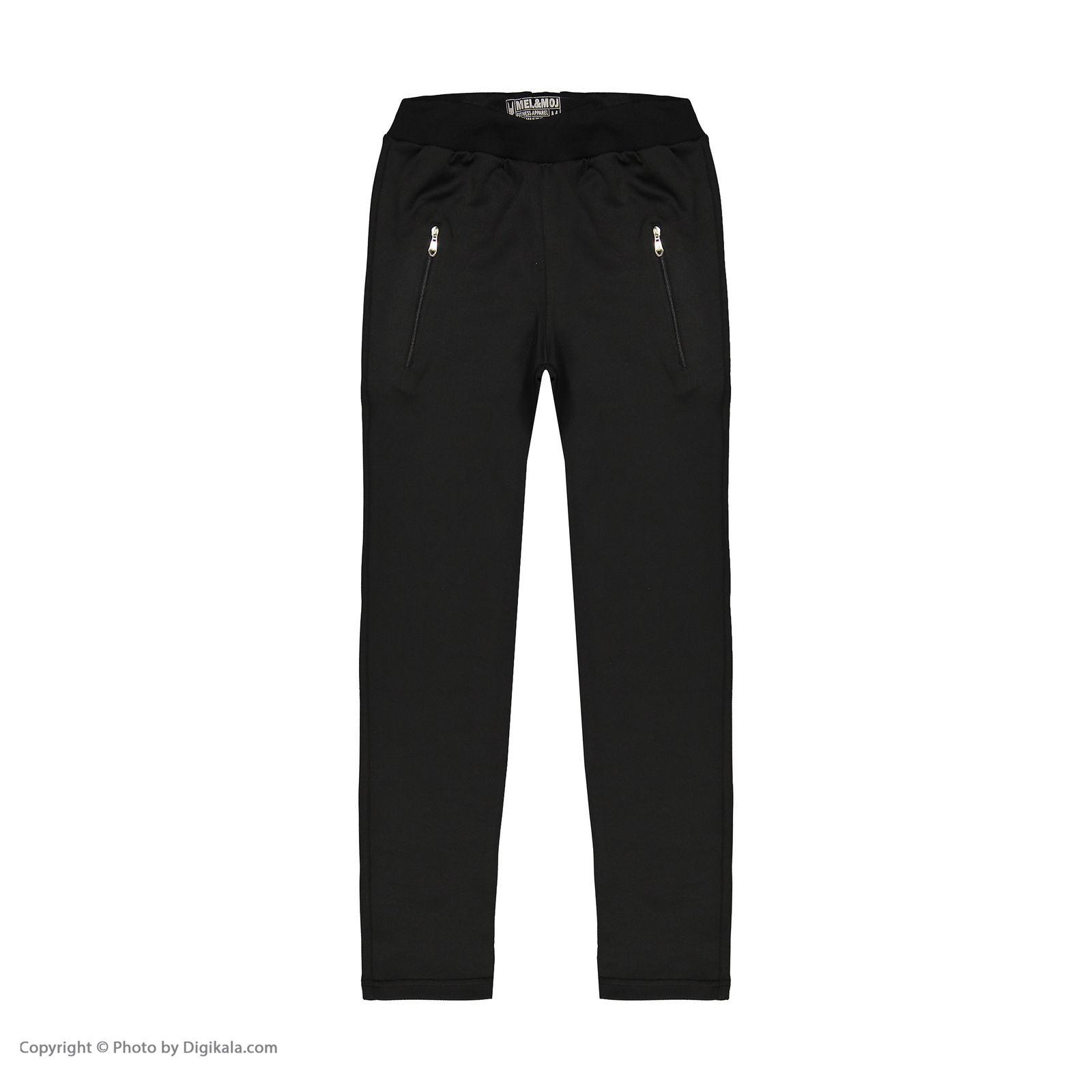 ست سویشرت و شلوار ورزشی زنانه مل اند موژ مدل SUPA01-004 -  - 7