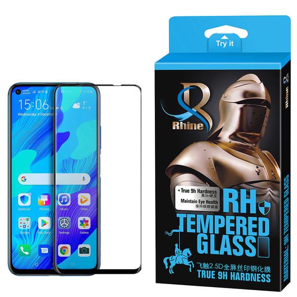 محافظ صفحه نمایش 9D راین مدل R-9 مناسب برای گوشی موبایل هوآوی Nova 5T