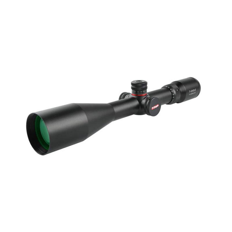 دوربین تفنگ تی ایگل مدل R 6_24x50 SF HK