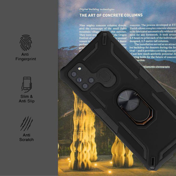 کاور ژنرال مدل DCR21 مناسب برای گوشی موبایل سامسونگ Galaxy A21s thumb 2 18